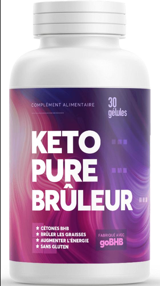 Complément Alimentaire pour maigrir Keto Pure Brûleur